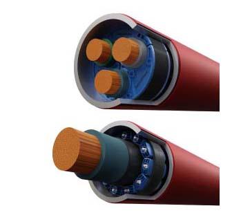 Уплотнитель для кабелей