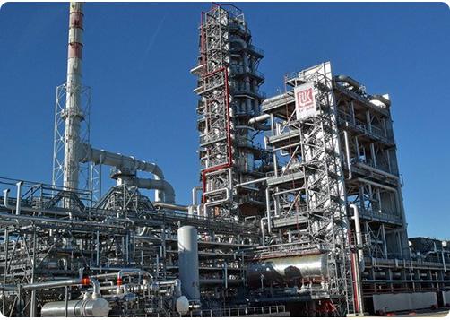 Комплекс переработки нефтяных остатков